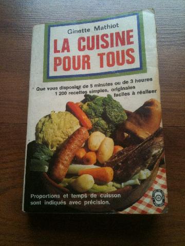 La cuisine pour tous eat and dust for Pour la cuisine